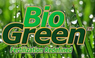 Bio Green Indiana Natural fertilizer and weed control